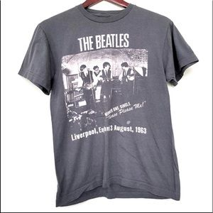 The Beatles Never One Single Tee